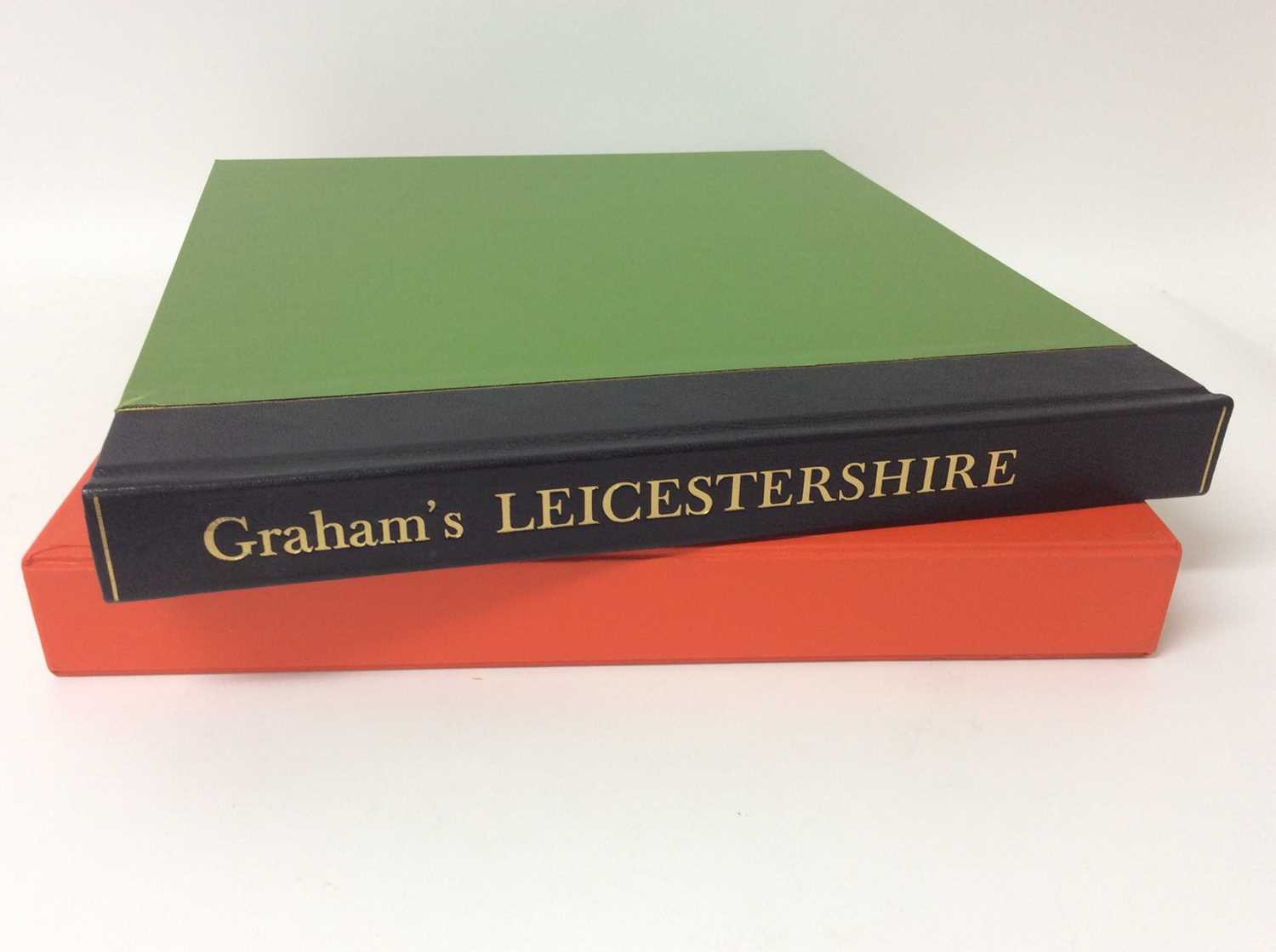 Rigby Graham, Leicestershire, Sycamore Press / Gadsby Gallery, Leicester 1980, folio book in slip co - Image 2 of 10