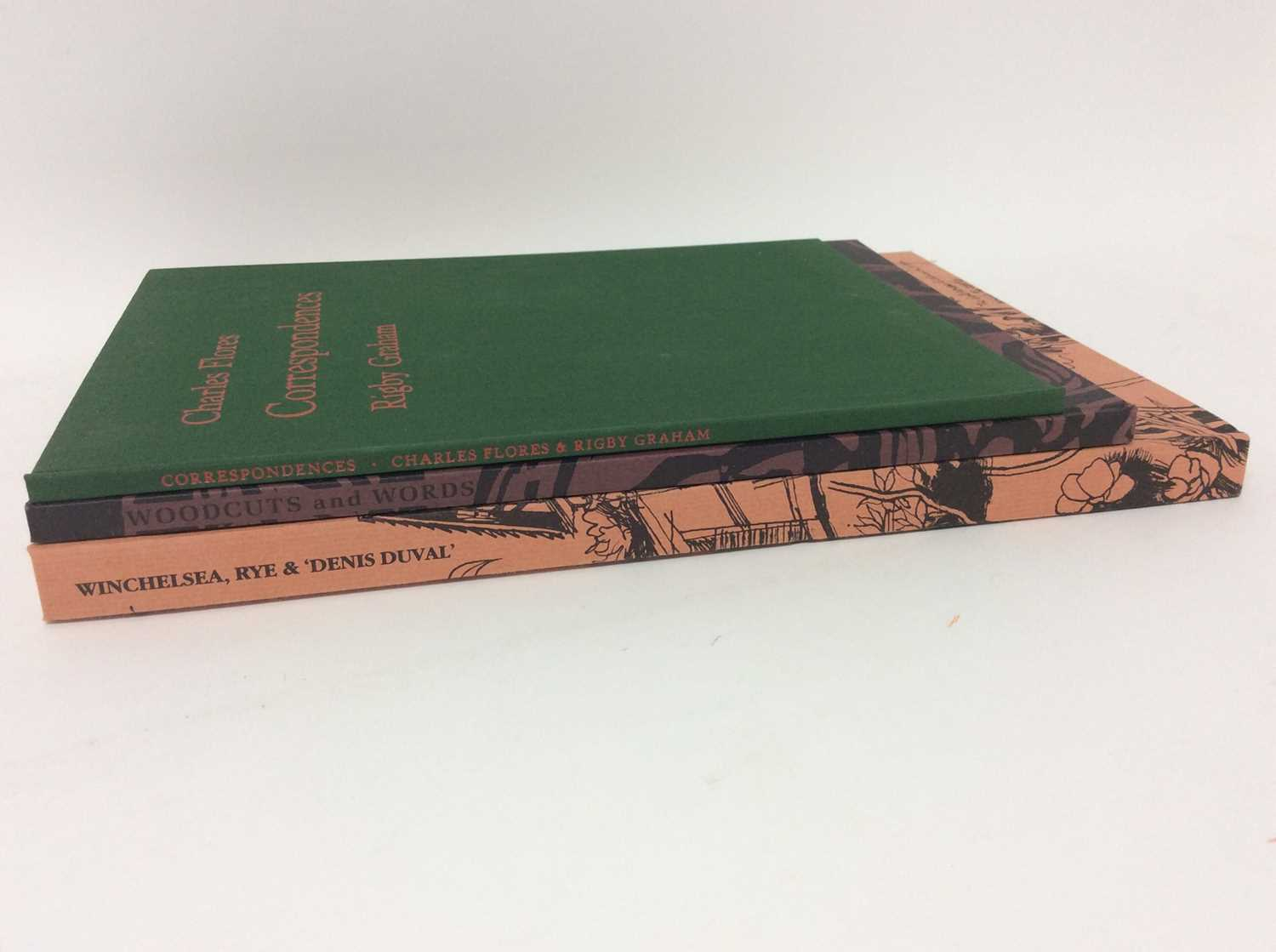 Rigby Graham, three limited edition publications - Image 2 of 13