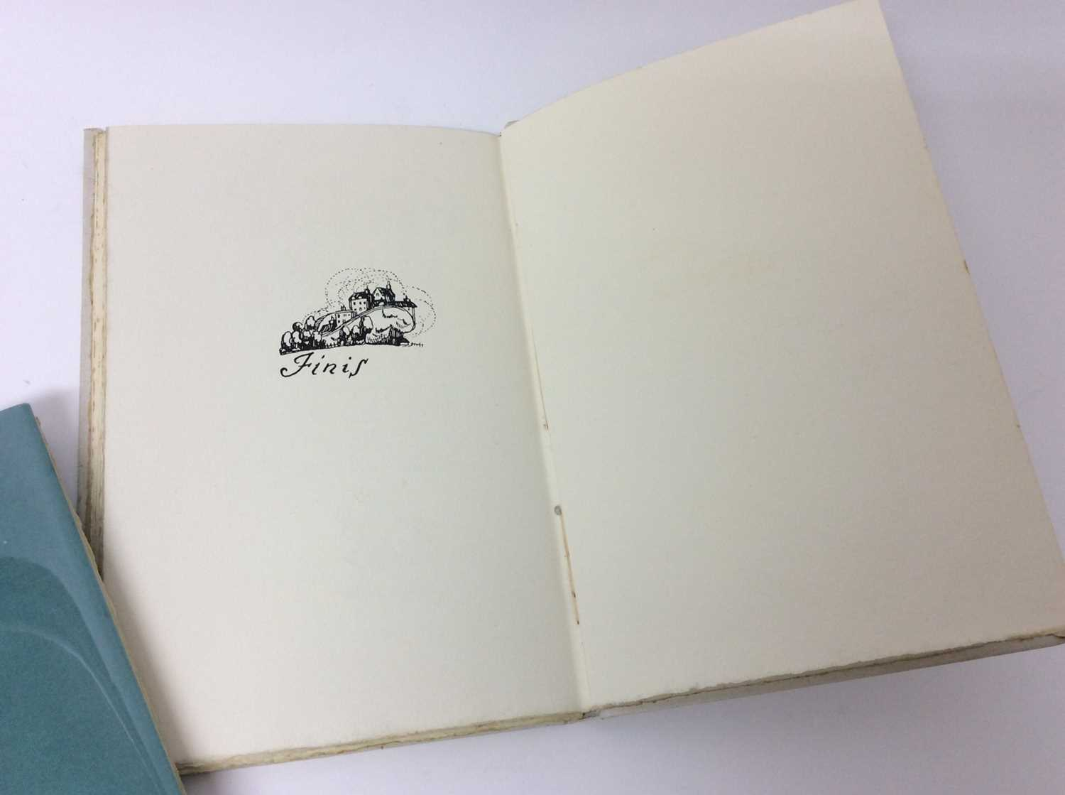 Evelyn Ansell - Twenty Five Poems, also Poems from the Works of Charles Cotton, illustrated by Claud - Image 13 of 13