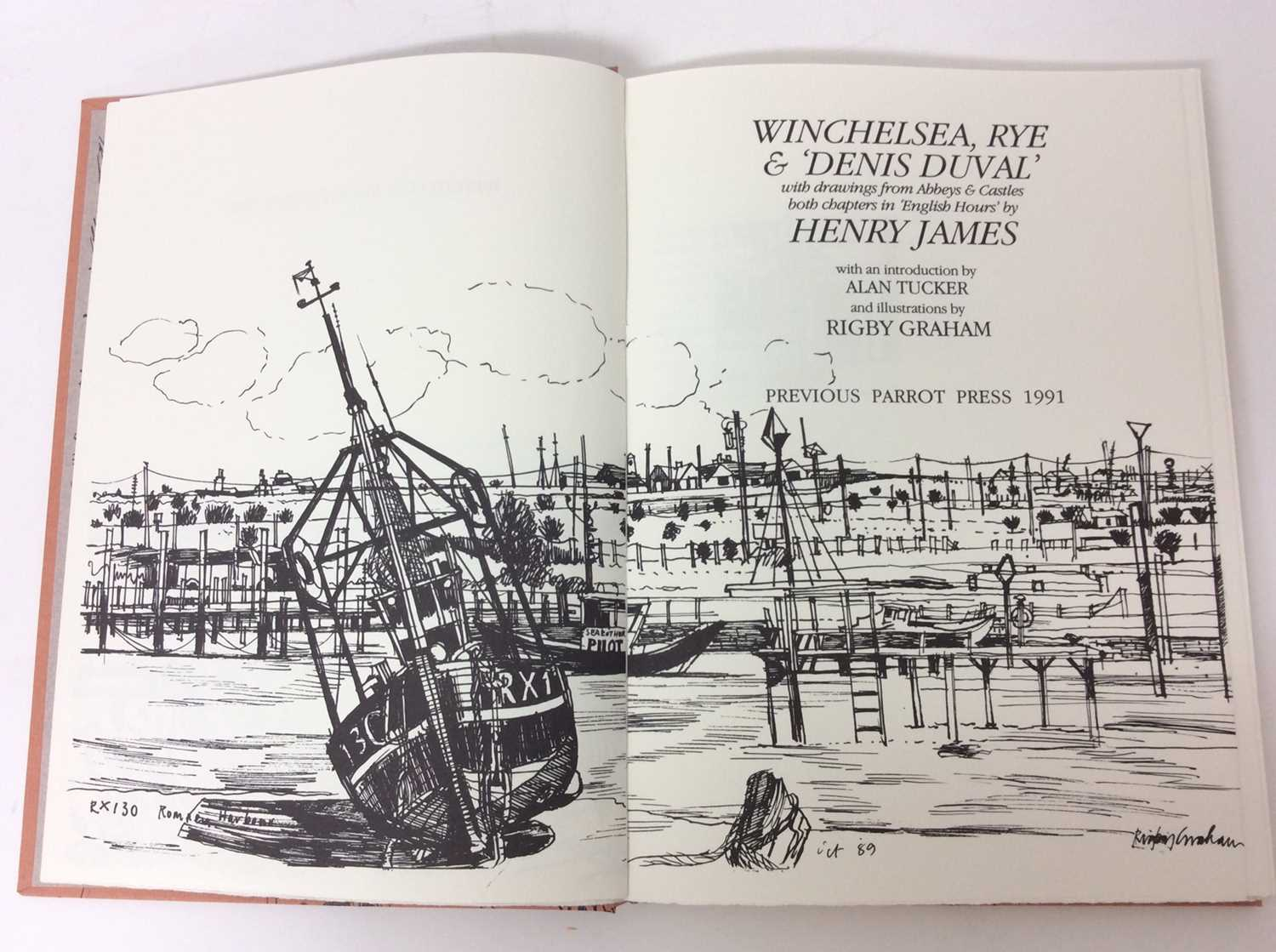 Rigby Graham, three limited edition publications - Image 4 of 13