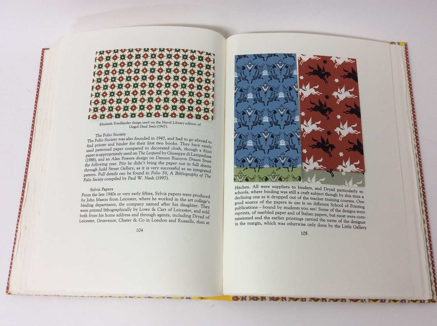 In Praise of Patterned Papers, Incline Press, 200/300 - Image 9 of 12