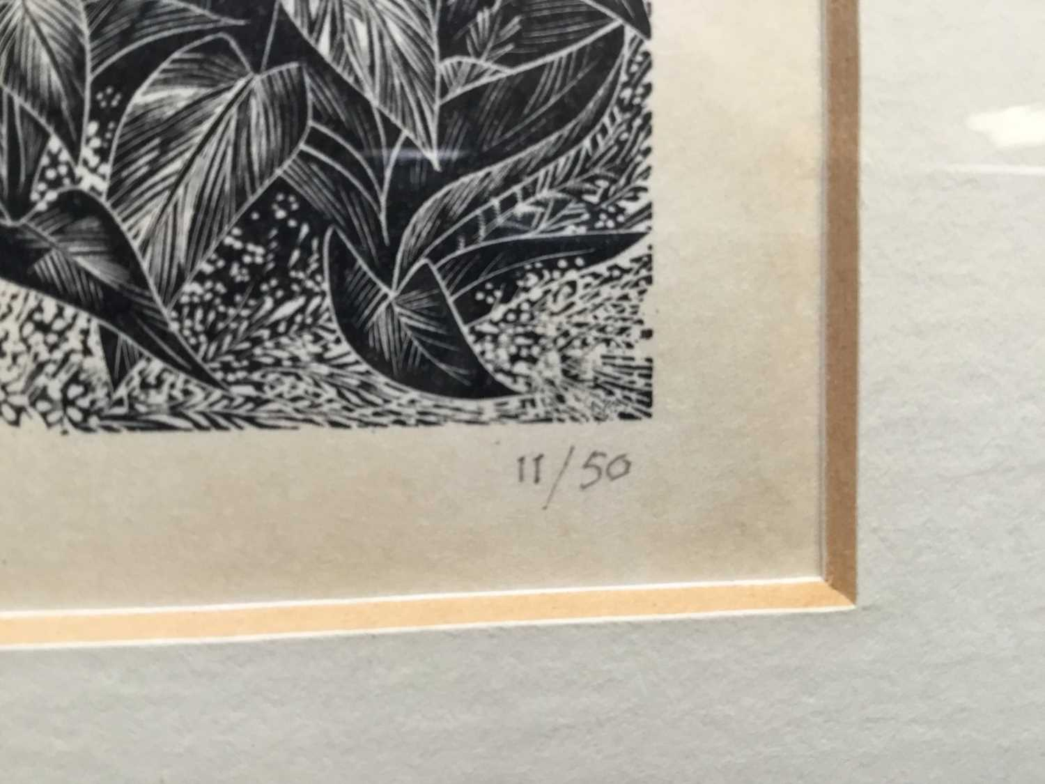 Group of six contemporary prints - Image 4 of 17