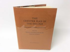 The Chester Play of The Deluge, ill. David Jones, London, Clover Hill Editions, 1977, limited to 250