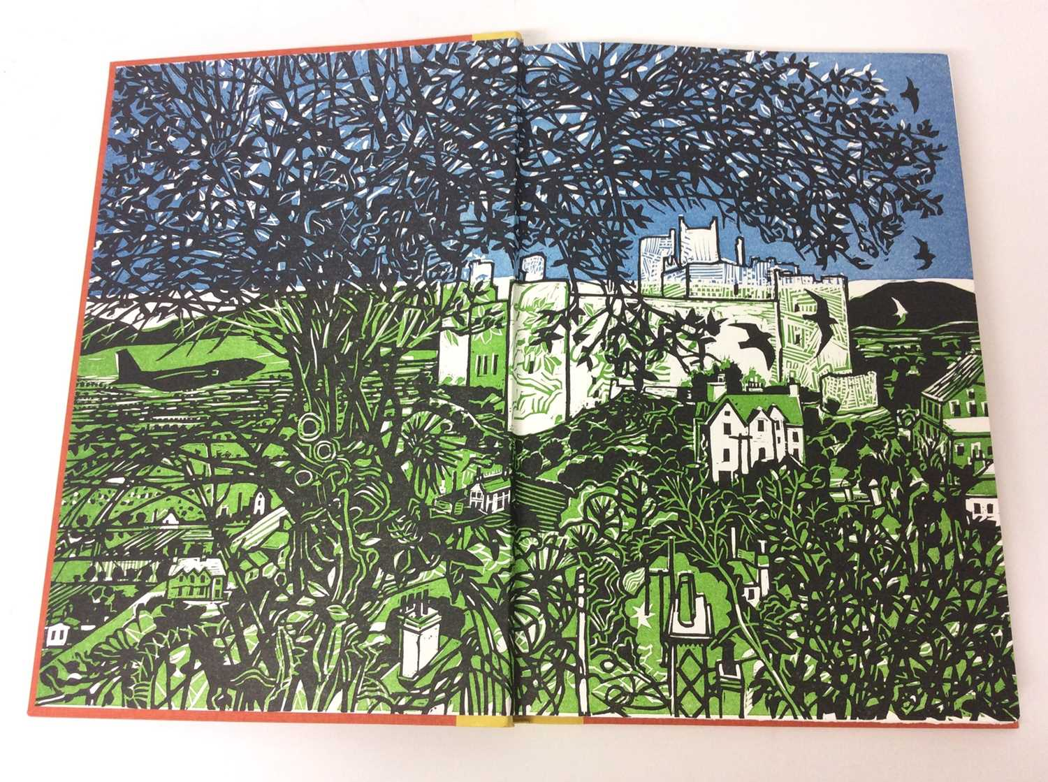 Pennant and His Welsh Landscape with woodcuts by Rigby Graham by Gregynog Press 2006, limited editio - Image 3 of 9