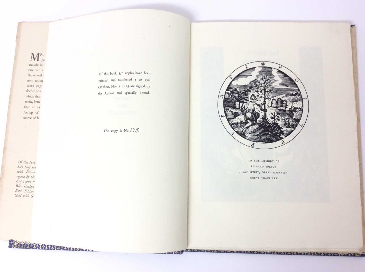 Christopher Sandeman - Thyme and Bergamot, illustrated by John O'Connor, Dropmore Press, 1947, numbe - Image 4 of 10