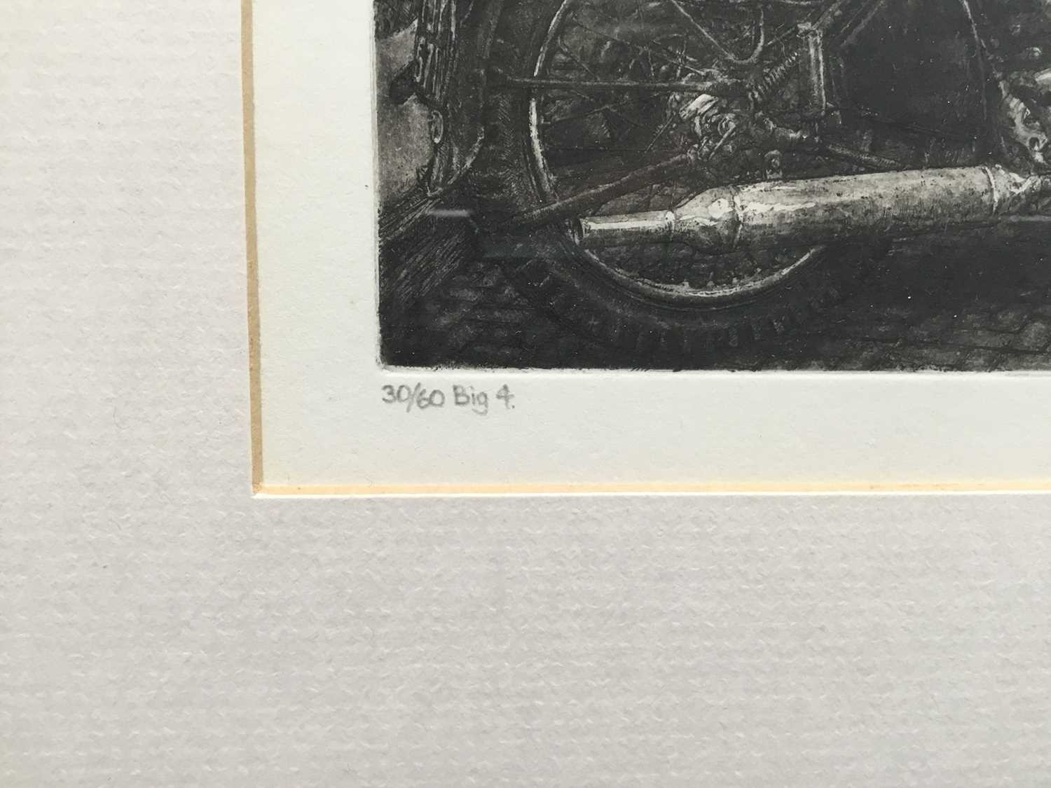 Group of six contemporary prints - Image 16 of 17