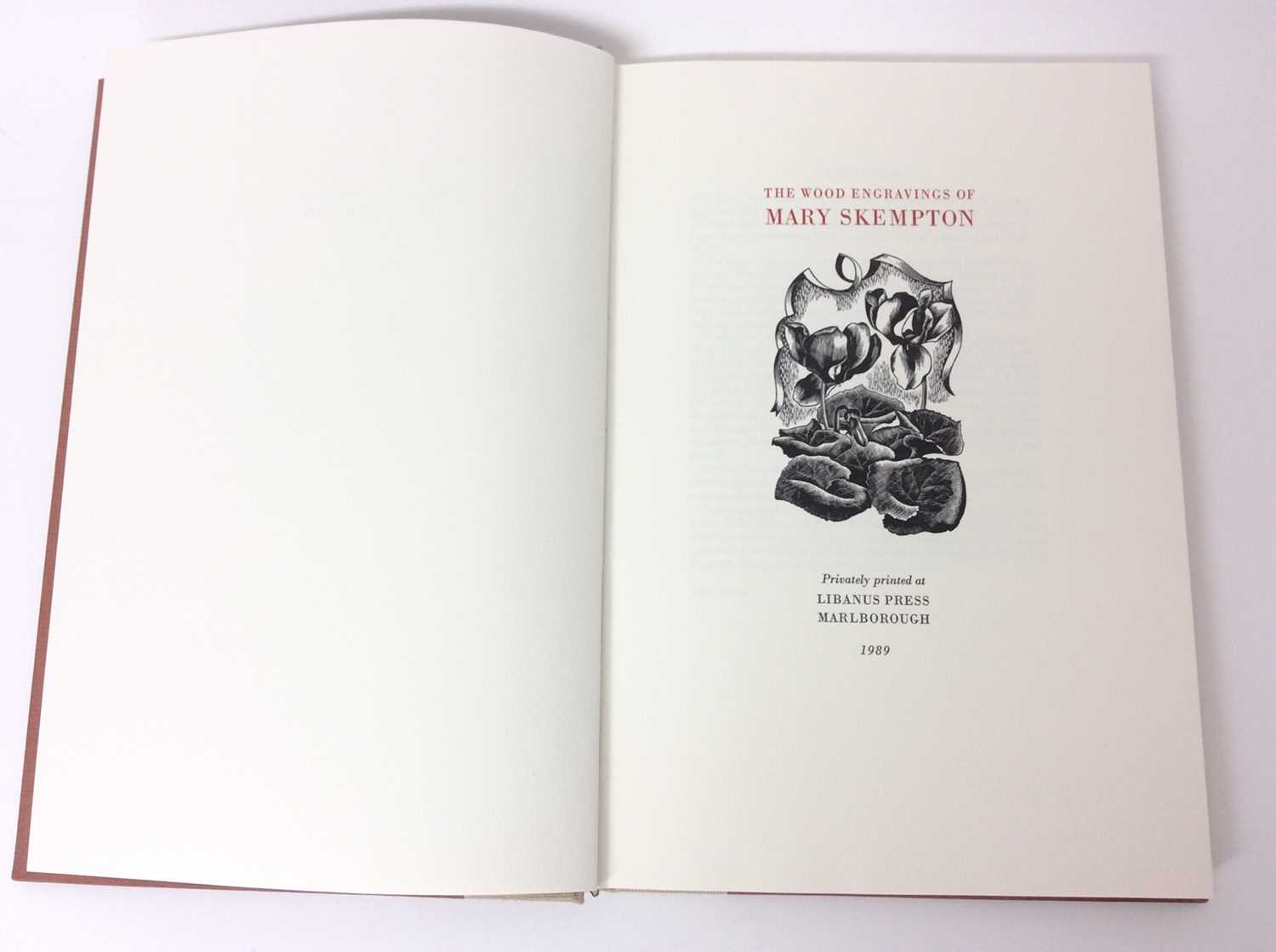 Mary Skempton - The Wood Engravings of Mary Skempton limited edition of 150 - Image 2 of 7