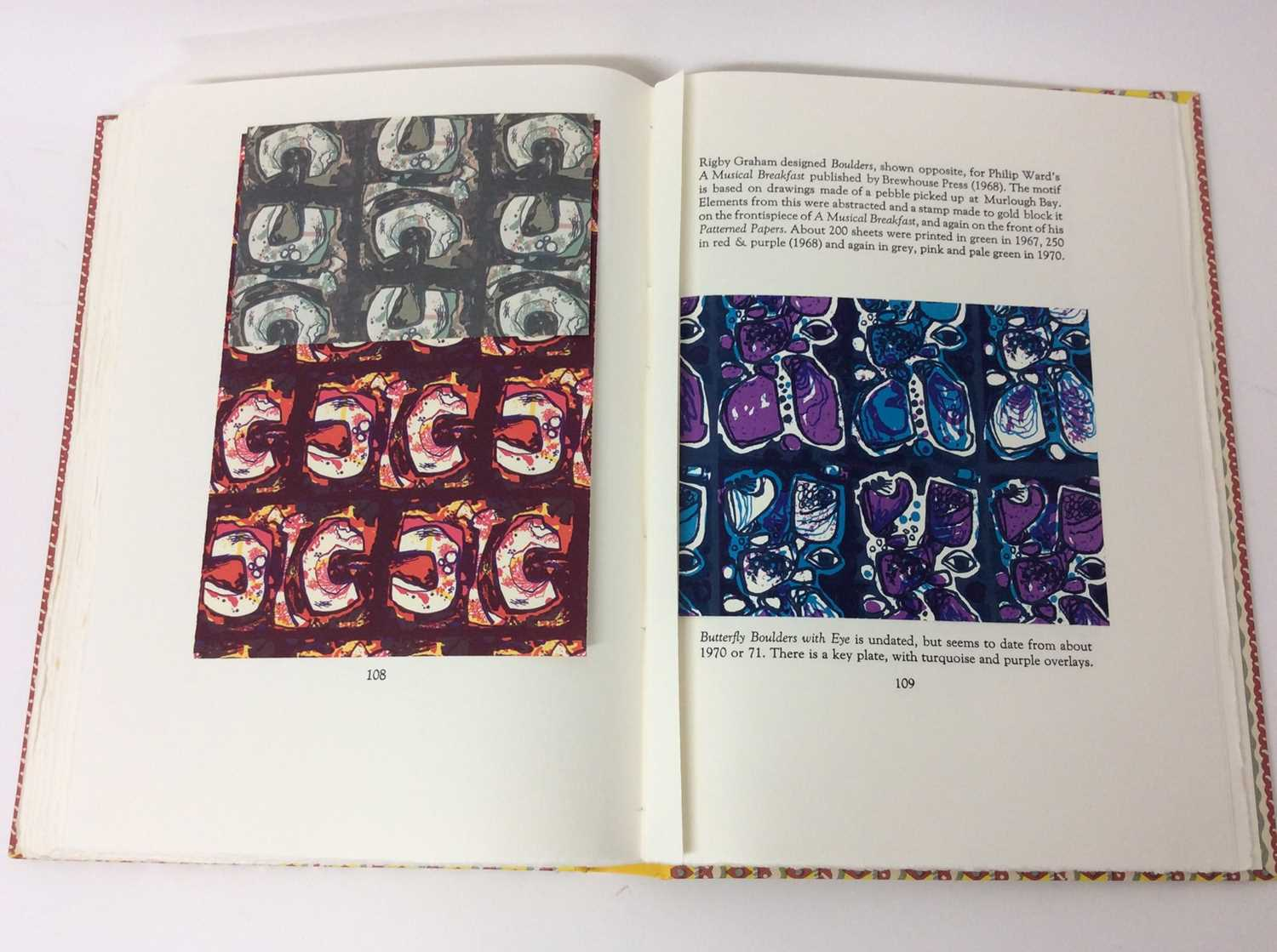 In Praise of Patterned Papers, Incline Press, 200/300 - Image 10 of 12