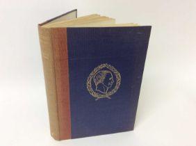 Julius Ceasar's Commentaries, The Golden Cockerel Press 1951