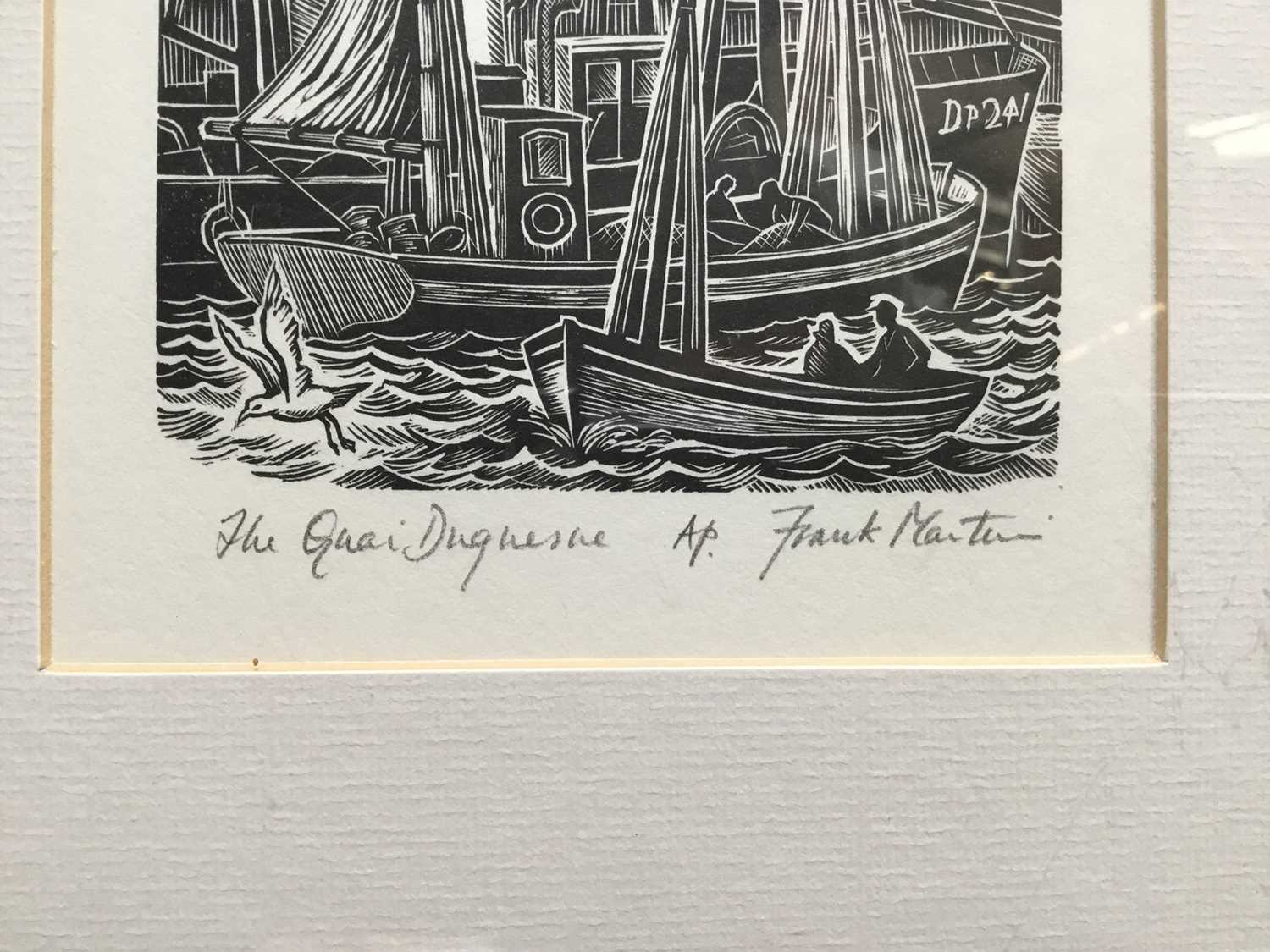 Group of six contemporary prints - Image 8 of 17