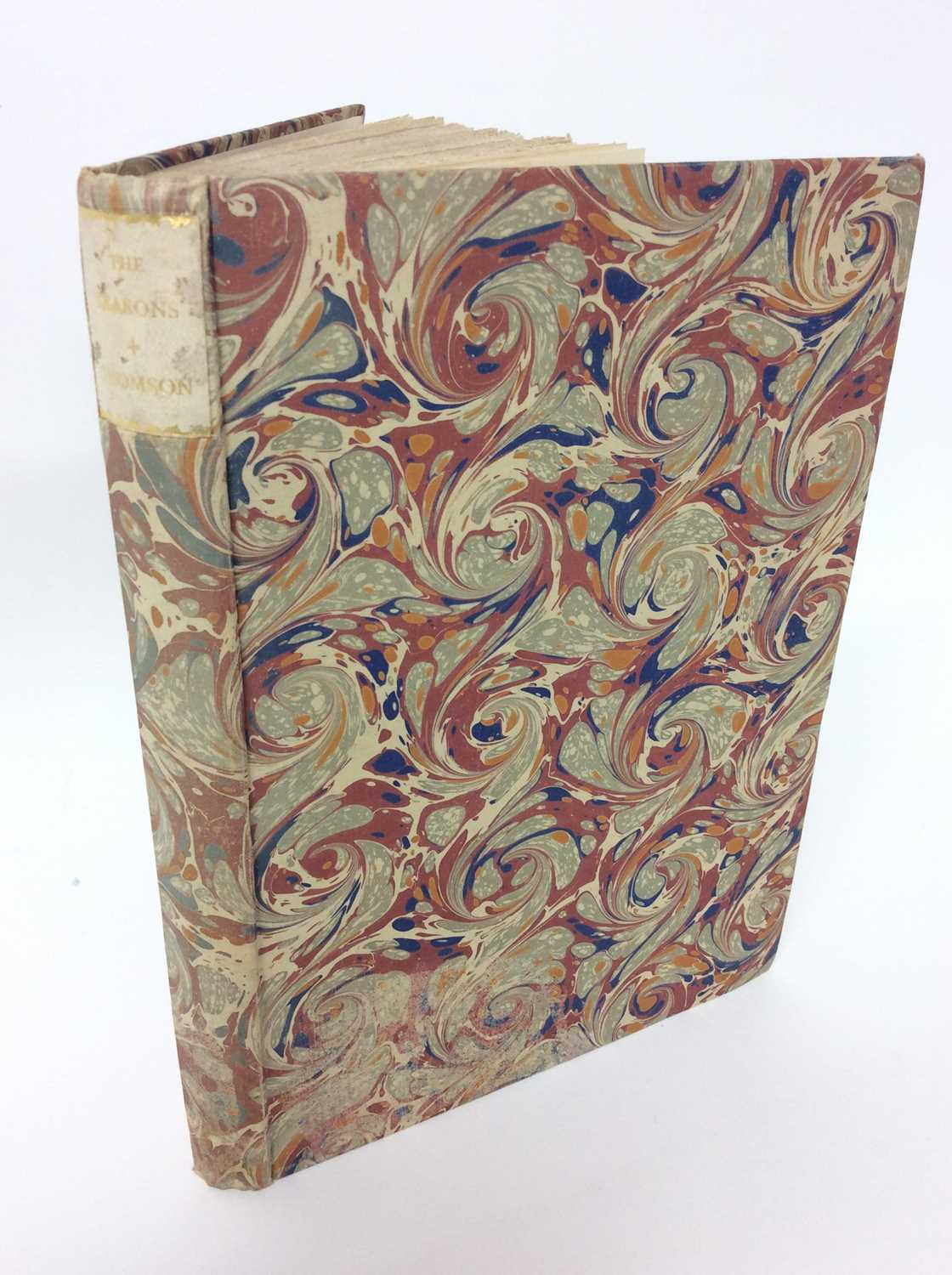 The Seasons by James Thomson, Nonesuch Press 1927, numbered 186 out of 1,500 copies, 1927