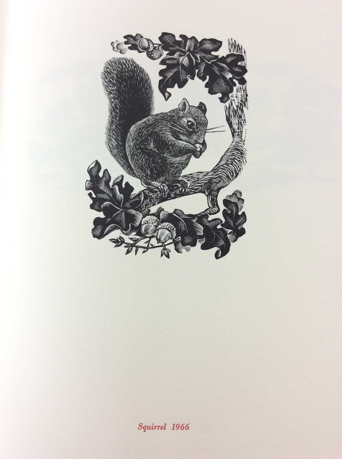 Mary Skempton - The Wood Engravings of Mary Skempton limited edition of 150 - Image 6 of 7