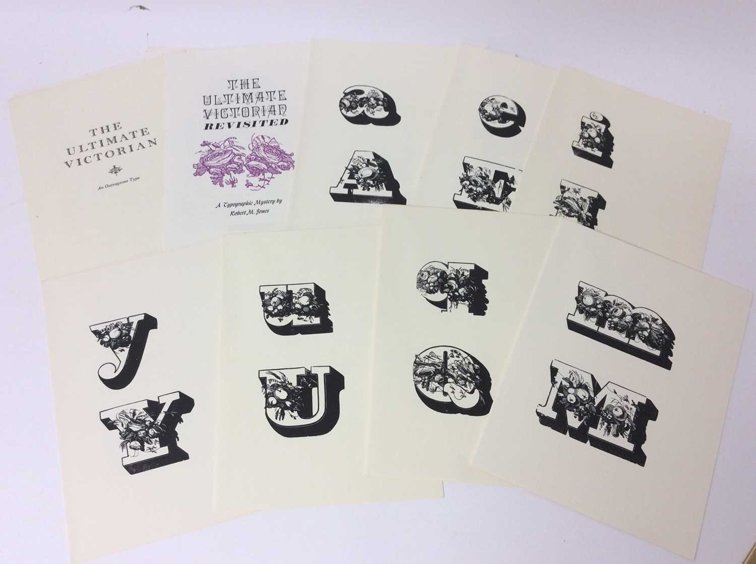 A bundle of private press booklets - Image 3 of 4