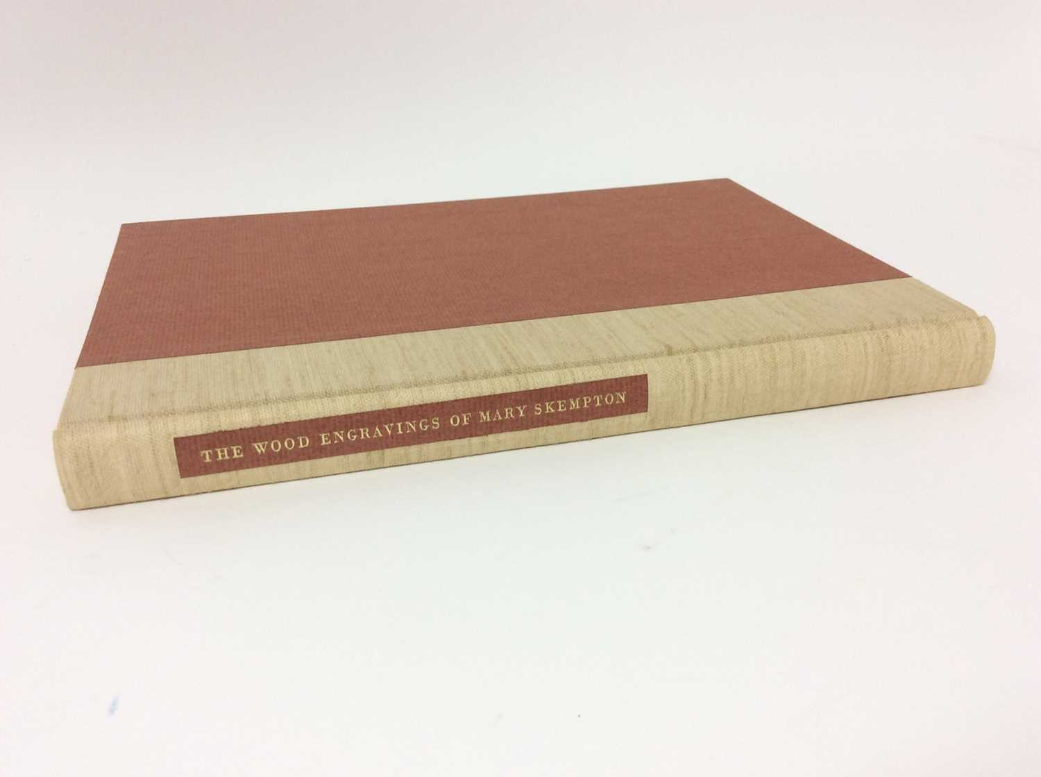 Mary Skempton - The Wood Engravings of Mary Skempton limited edition of 150