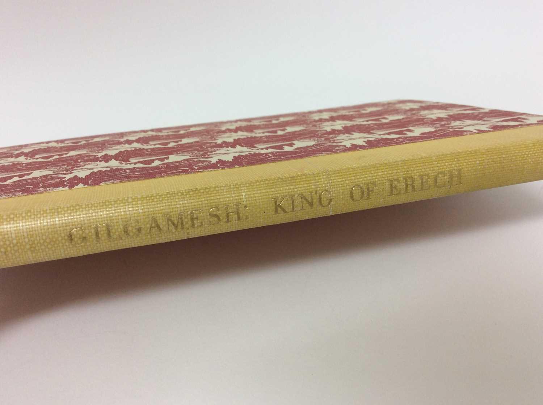 """F. L. Lucas: """"Gilgamesh, King of Erech"""", published Golden Cockerel Press 1948 - Image 2 of 9"""