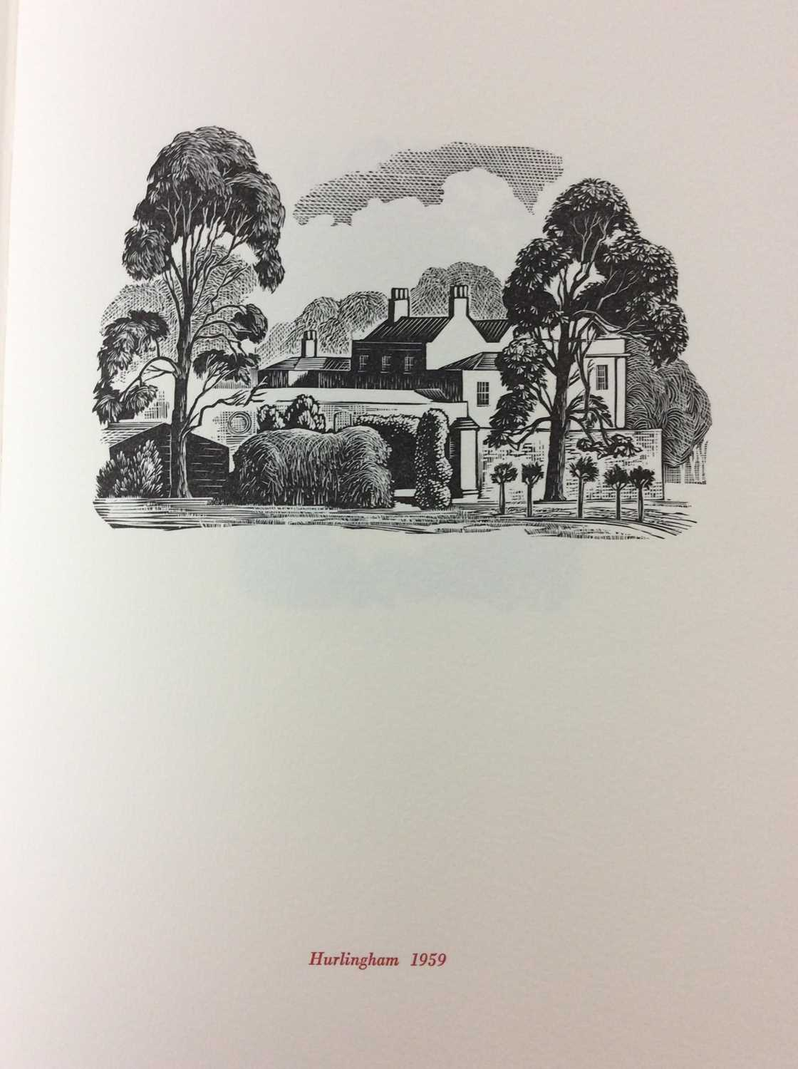 Mary Skempton - The Wood Engravings of Mary Skempton limited edition of 150 - Image 5 of 7