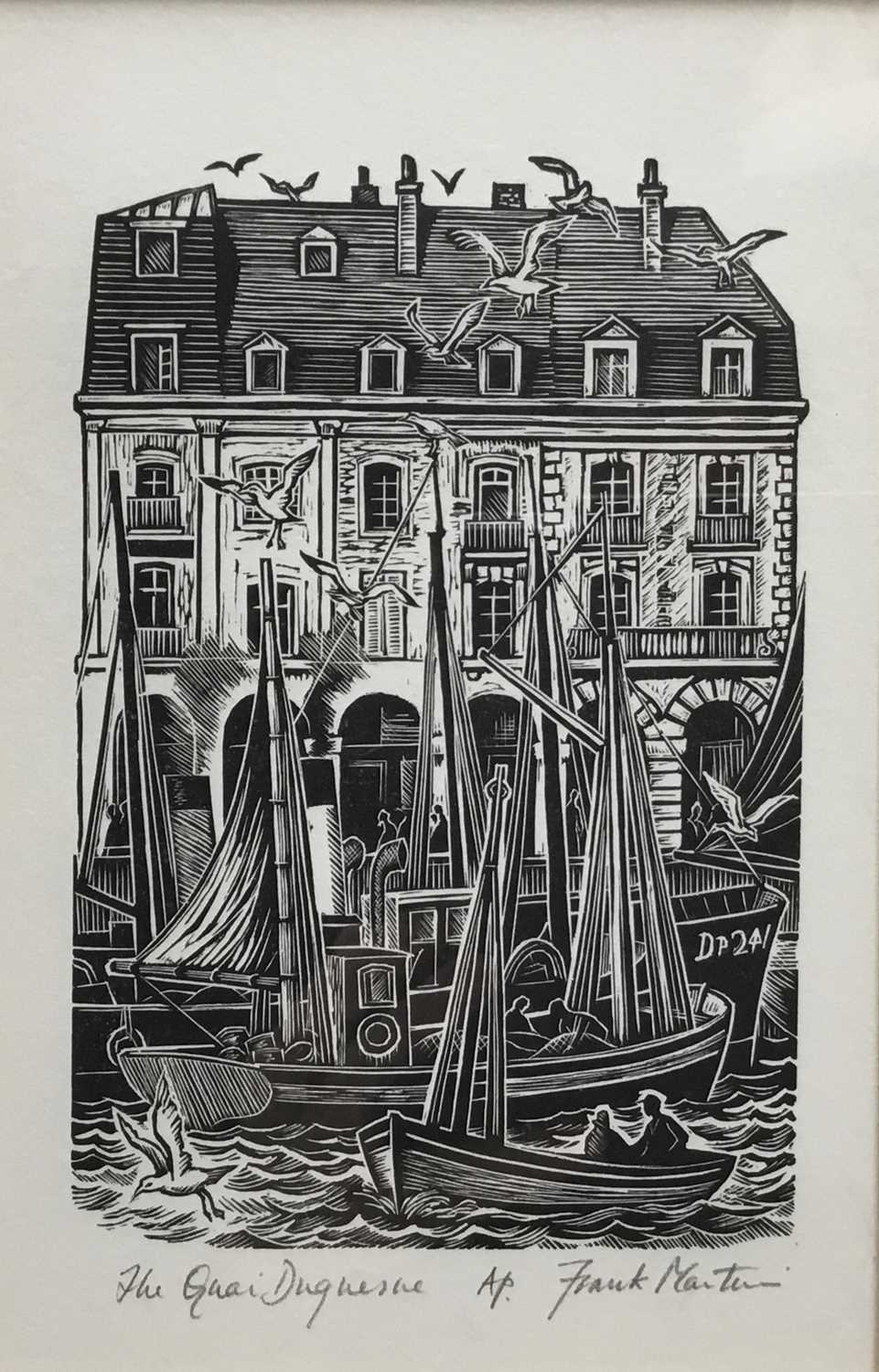 Group of six contemporary prints - Image 6 of 17