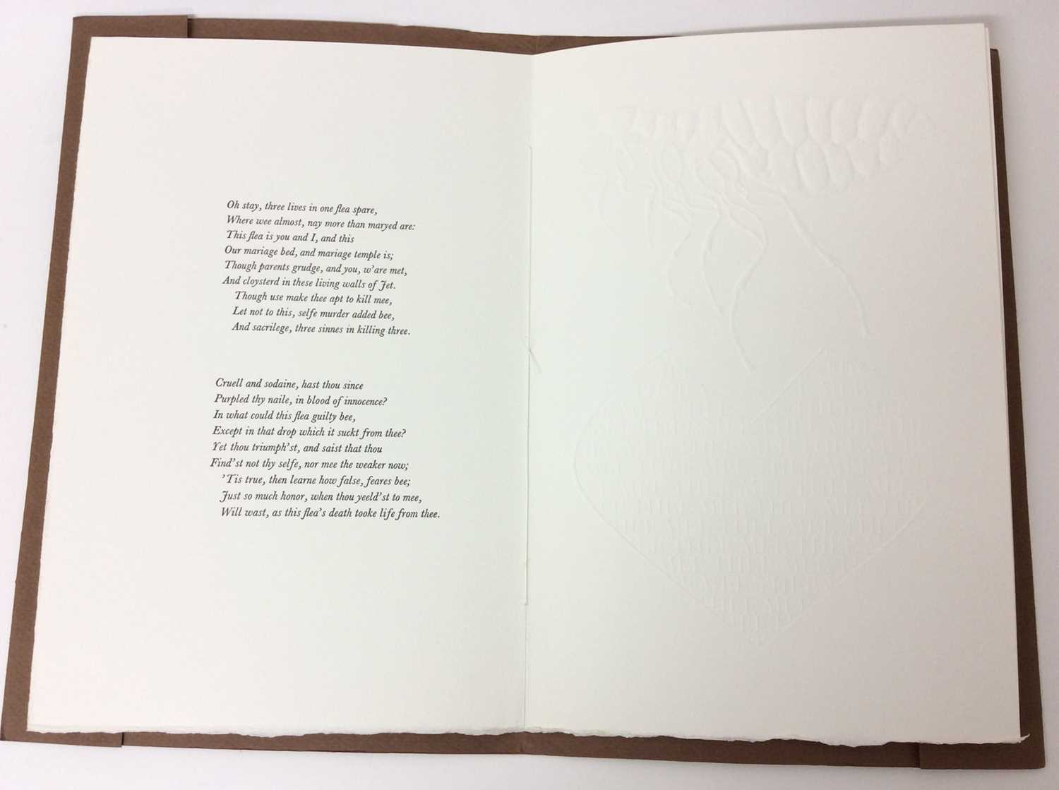 Ronald King and Circle Press publications, good collection (9) - Image 14 of 26