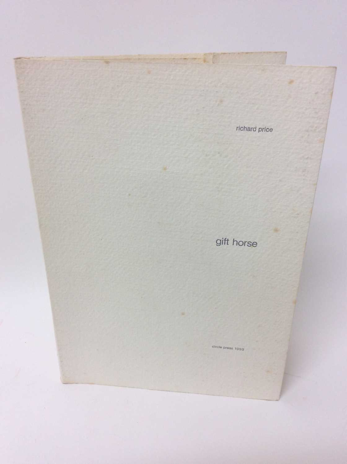 Ronald King and Circle Press publications, good collection (9) - Image 6 of 26