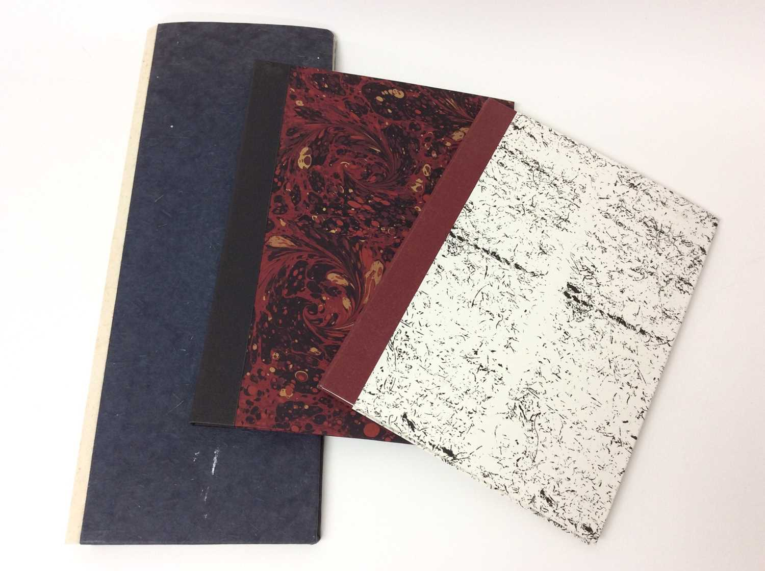 P. J. Jackson - three very limited edition private publications
