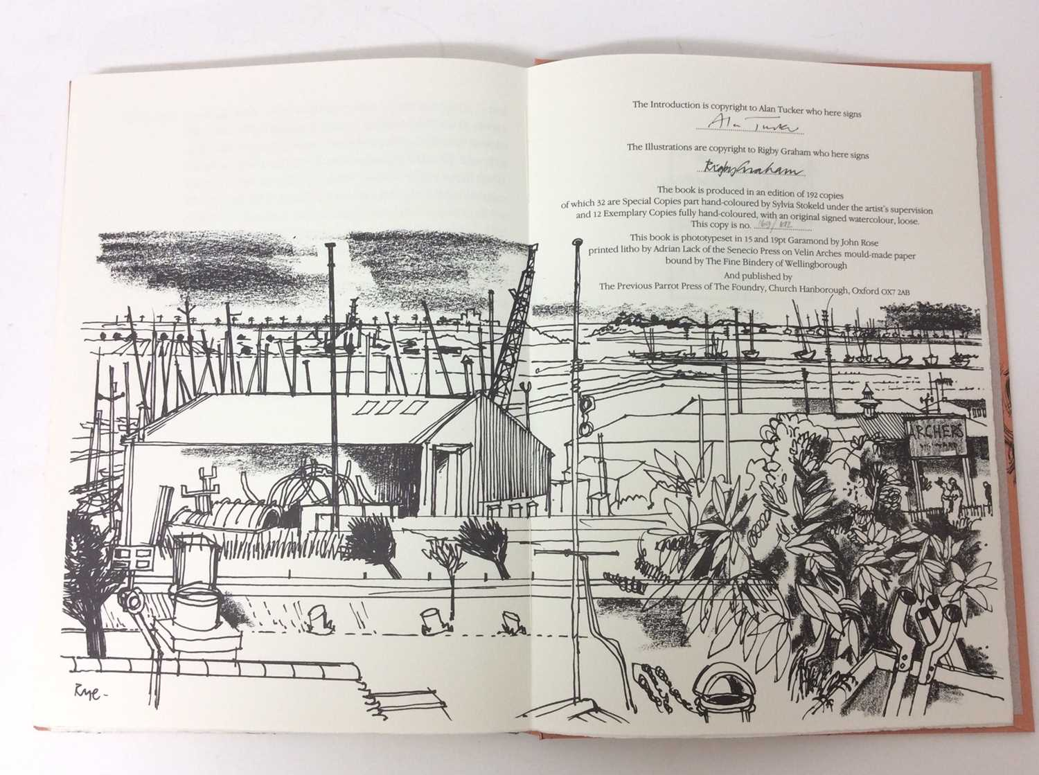 Rigby Graham, three limited edition publications - Image 7 of 13