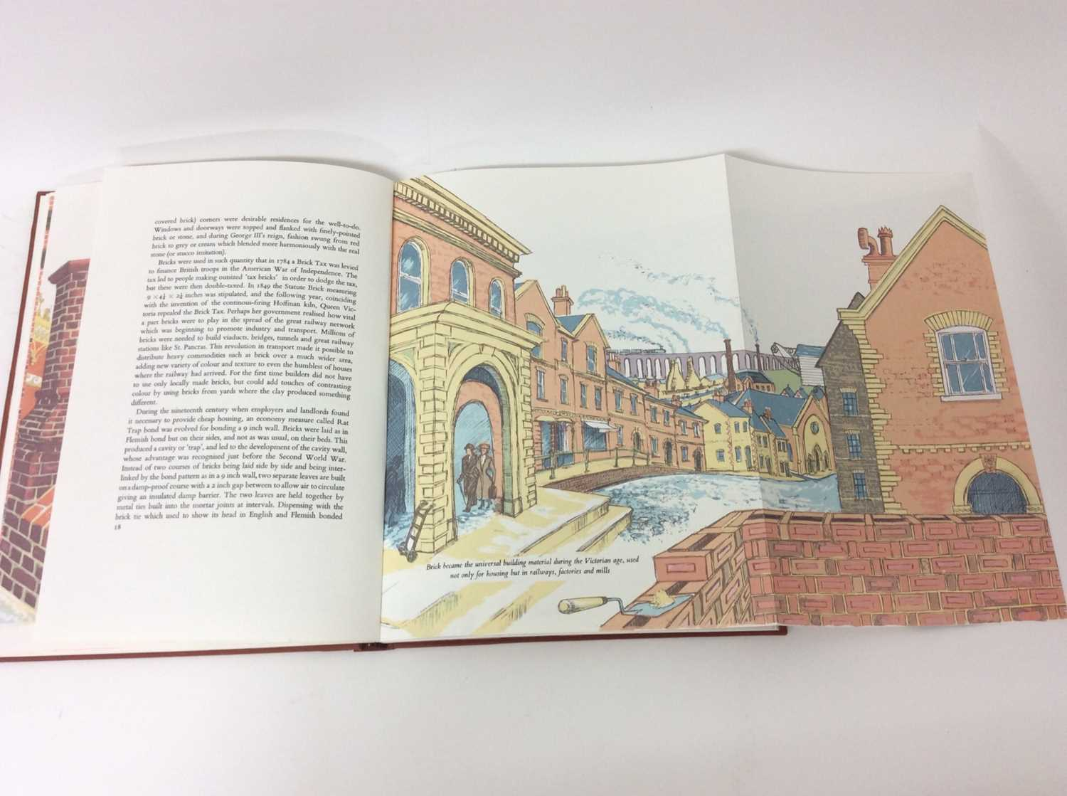 Penny Berry Paterson - Bricks, bullet press, numbered from and edition of 50, together with A Tho - Image 5 of 9
