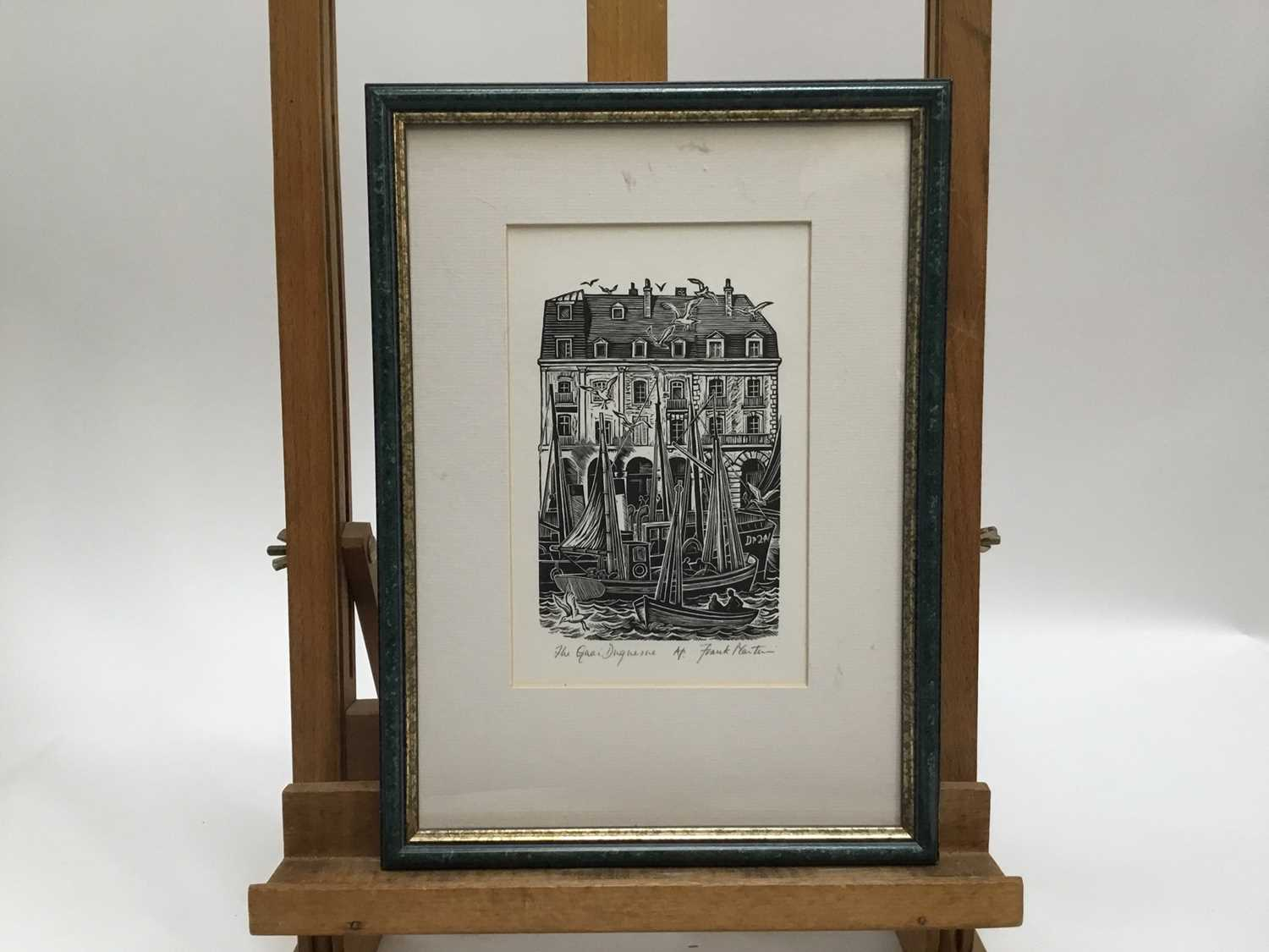 Group of six contemporary prints - Image 7 of 17