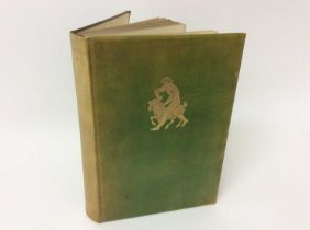 Theocritos - with wood engravings by Lionel Ellis