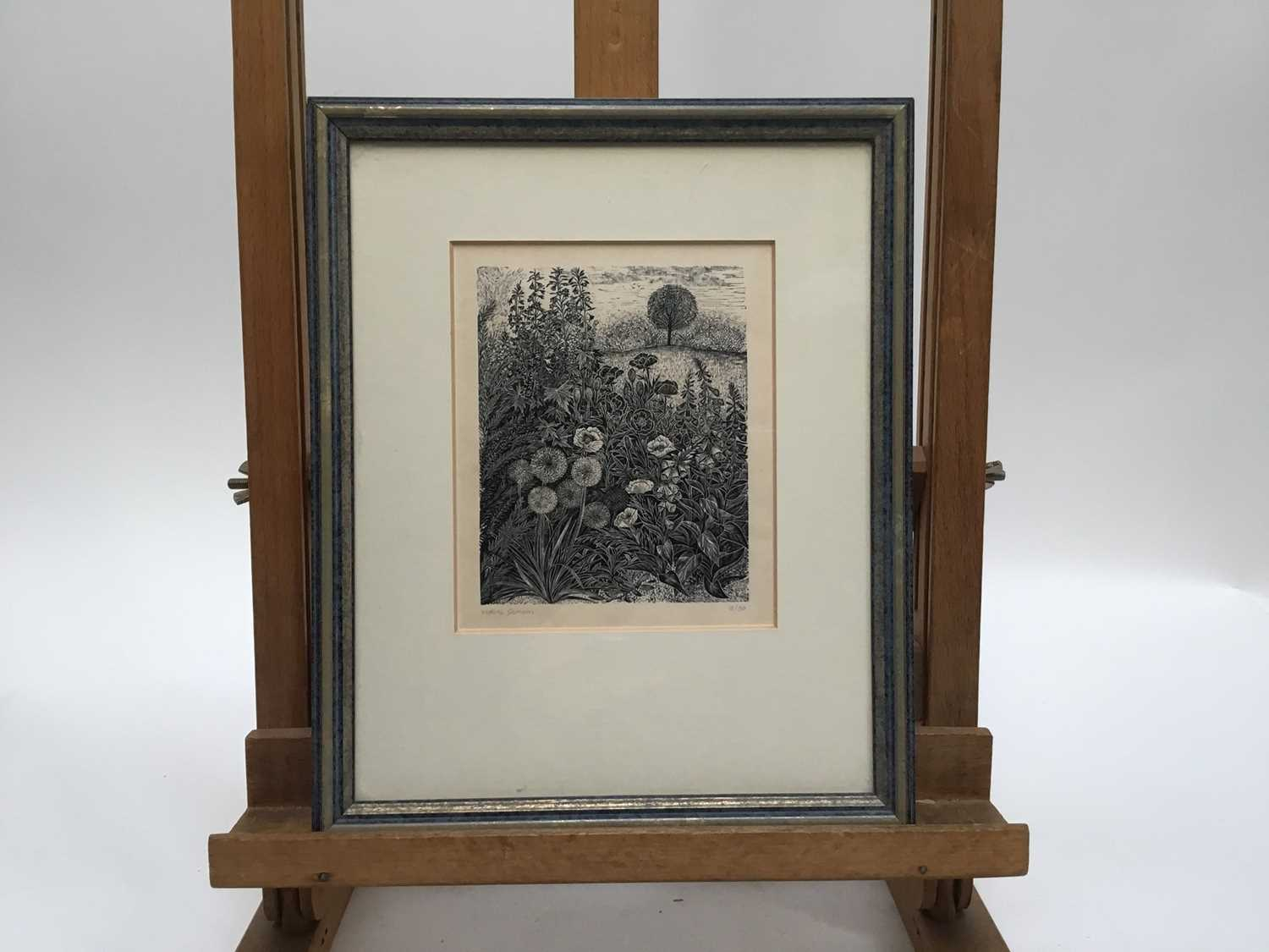 Group of six contemporary prints - Image 2 of 17