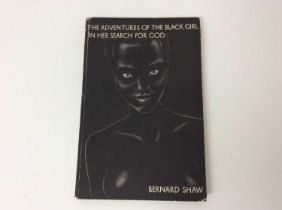 George Bernard Shaw, The Adventures of the Black Girl in Her Search for God, 1st Ed, 1932,