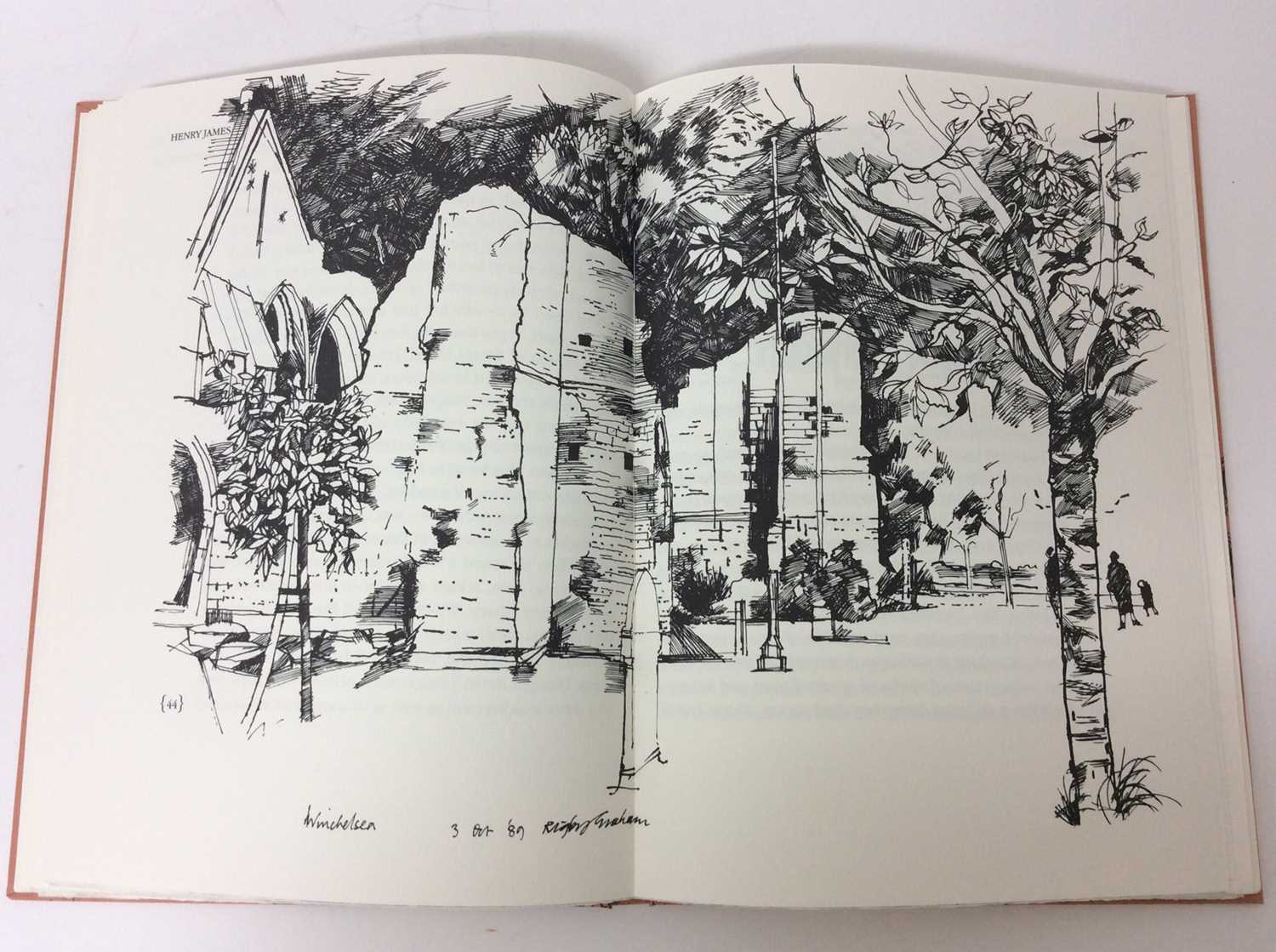 Rigby Graham, three limited edition publications - Image 6 of 13