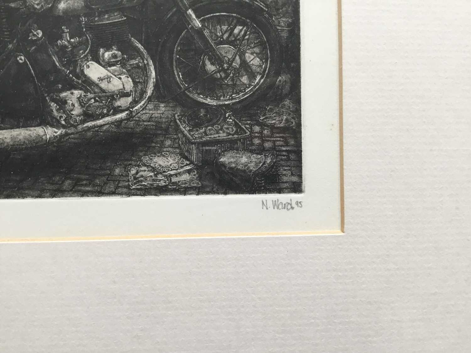 Group of six contemporary prints - Image 17 of 17