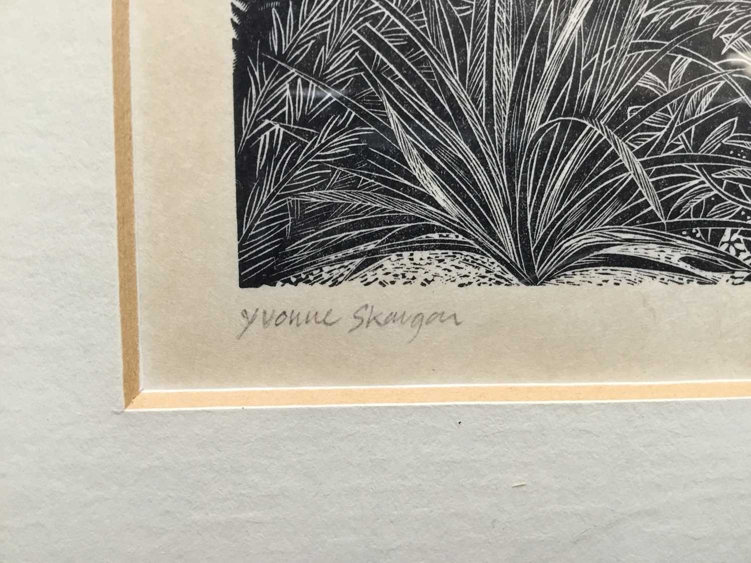 Group of six contemporary prints - Image 3 of 17