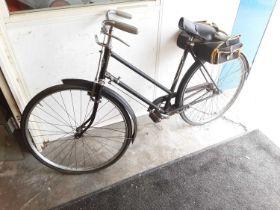 Vintage ladies Curry bicycle