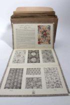 Birkenhead Period Guide to Furniture in original concertina file.