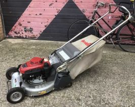 Kaaz LM5360 LM5360HXAR - Pro Lawnmower, 5.5 HP Honda Engine, with 4 KW output