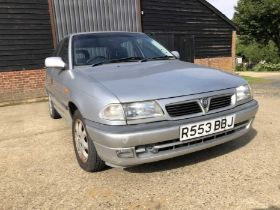 1998 Vauxhall Astra 1.6 Arctic 16V Automatic, 5 door hatchback, Reg. No. R553 BBJ, finished in silve