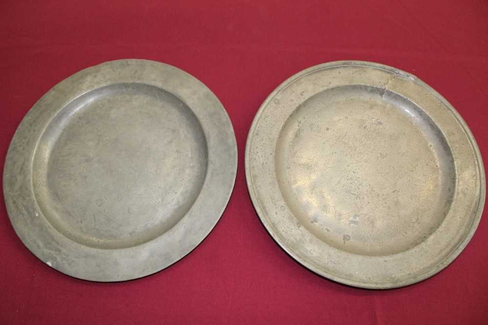 Good extensive collection of pewter - Image 12 of 13
