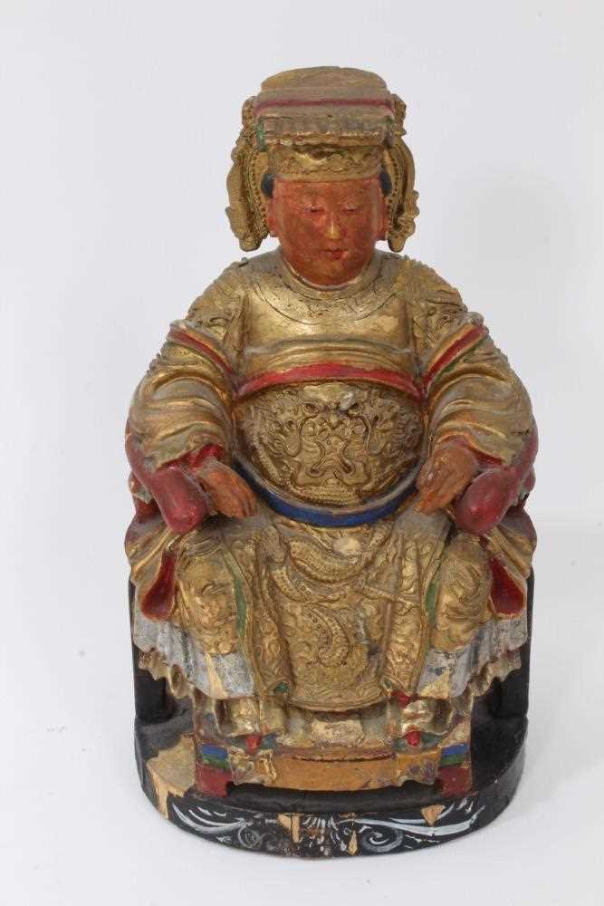 Group of Oriental works of art - Image 11 of 16