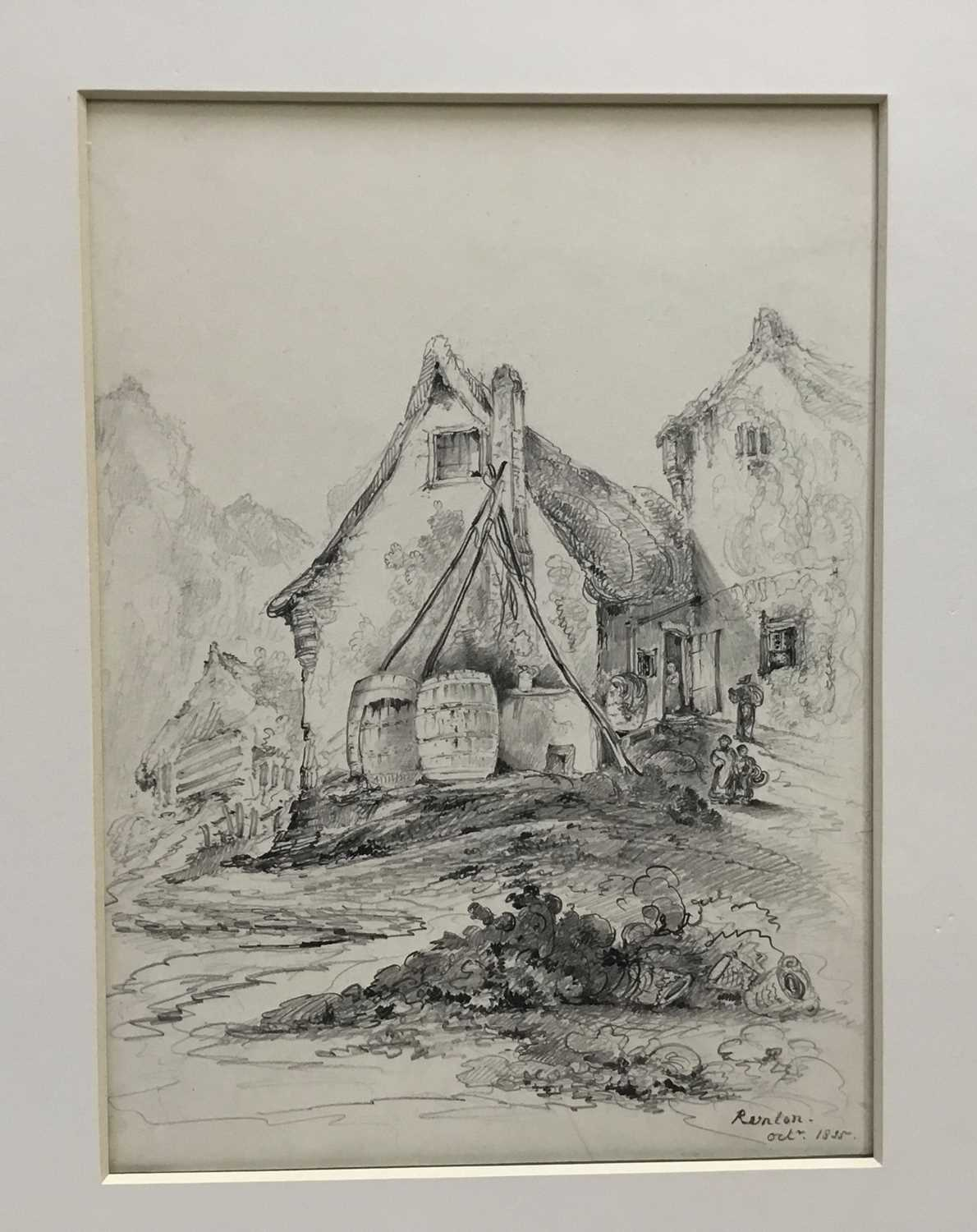Two folios of works by the Gurney sisters of Norfolk - Image 19 of 31