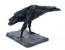 *Dame Elisabeth Frink (1930-1993) bronze 'Bird', signed