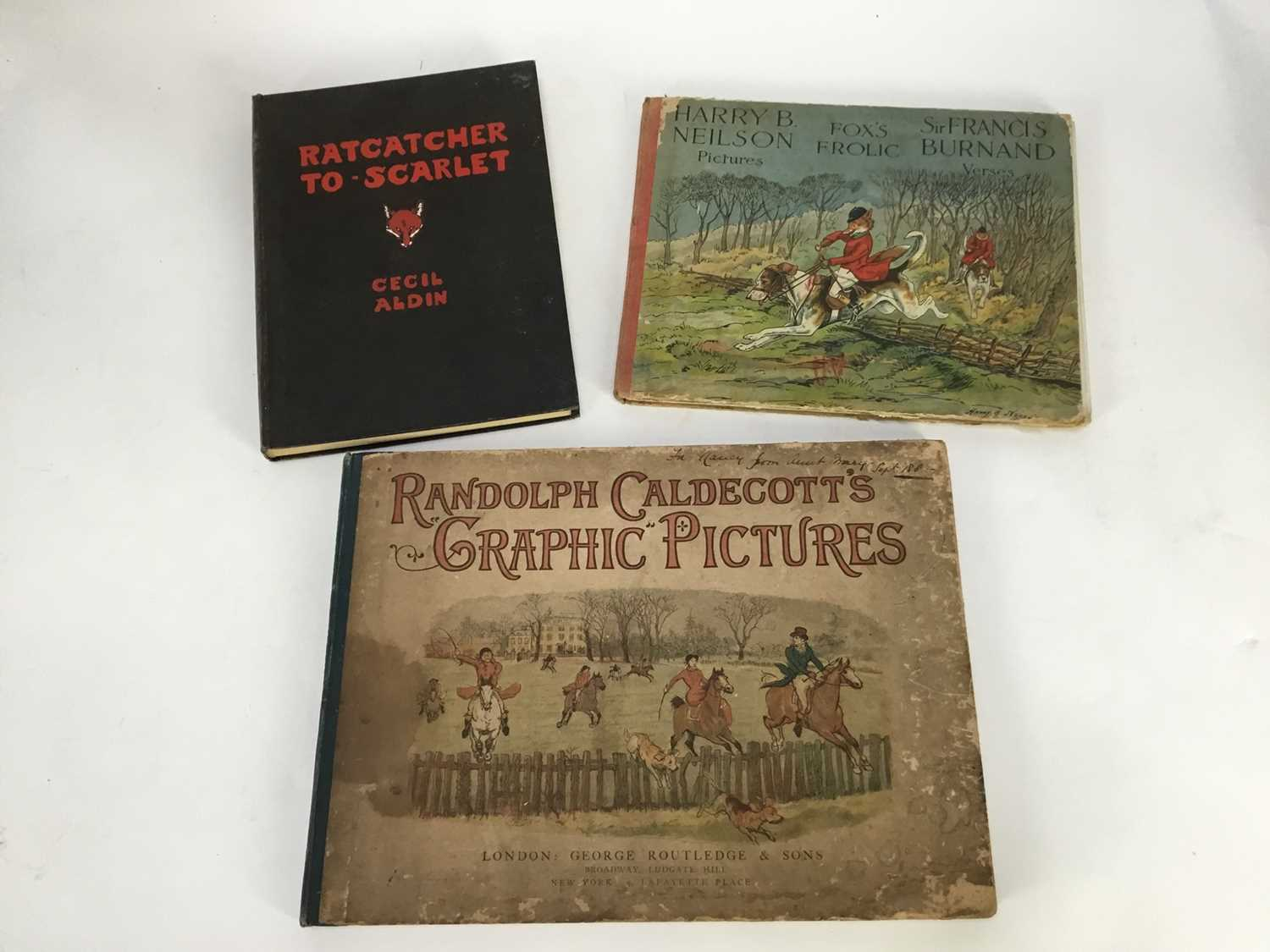 Collection various sporting related books - Image 2 of 2