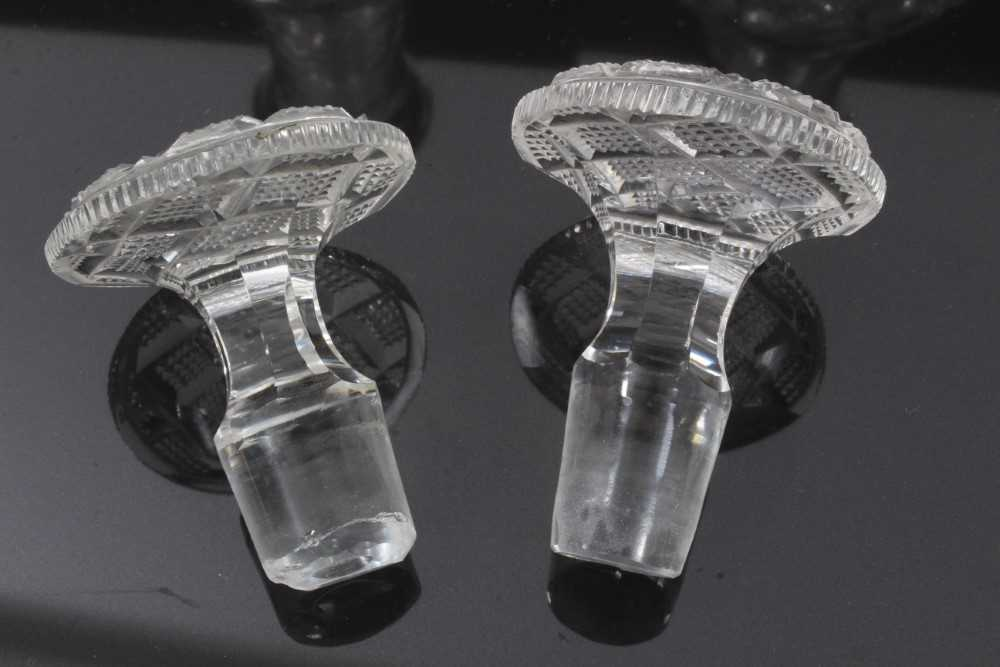 Pair of decanter - Image 5 of 5