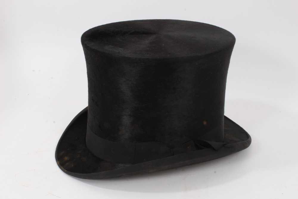 Vintage cased top hat - Image 2 of 4