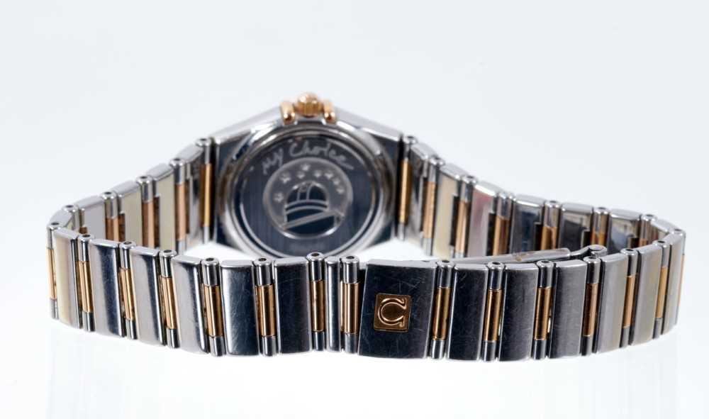 Ladies Omega Constellation watch, with box and papers - Image 3 of 5