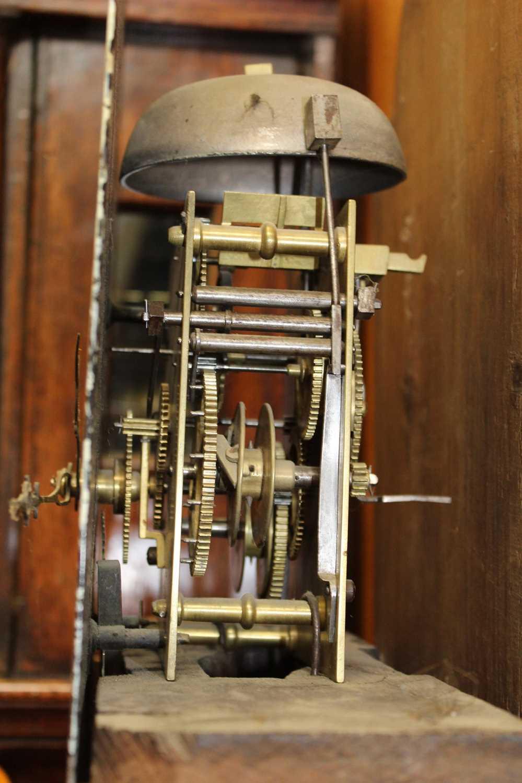 Hedge of Colchester, George III 30 hour oak longcase clock. - Image 5 of 8