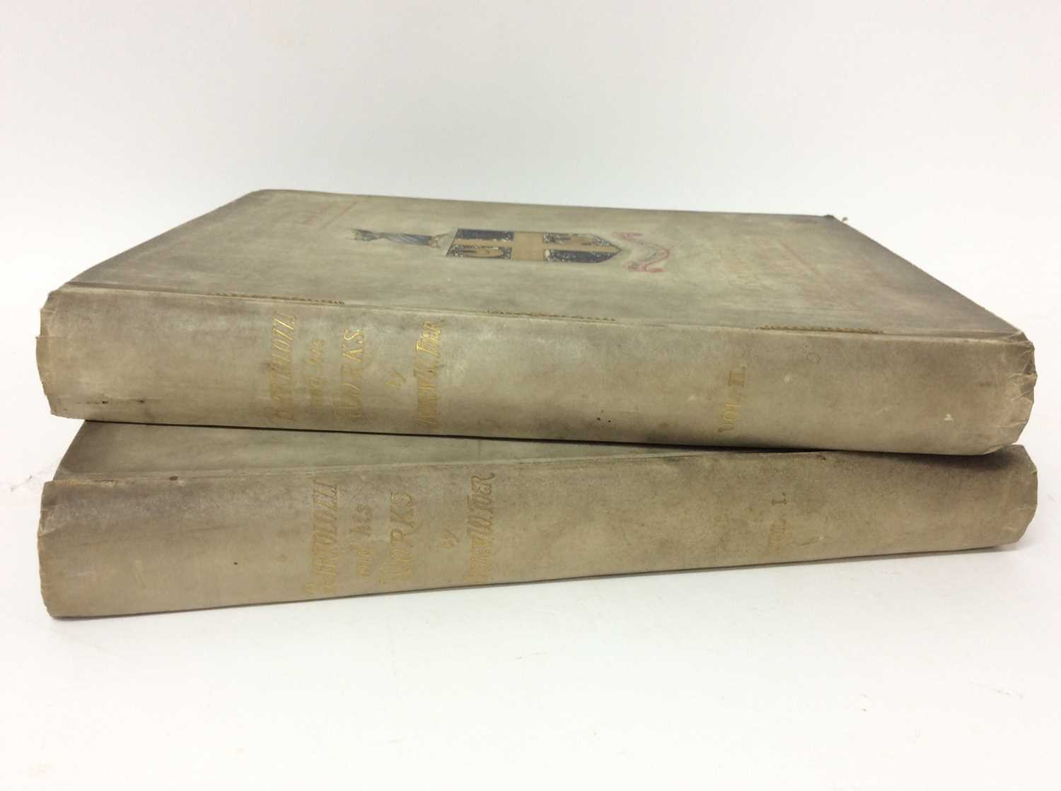 Andrew W. Tuer : Bartolozzi and his works, a biographical and descriptive account, in two volumes - Image 2 of 5