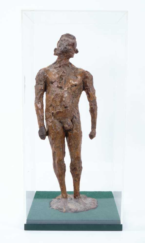 *Dame Elisabeth Frink (1930-1993) plaster maquette - Warrior, 1957 - Image 2 of 5
