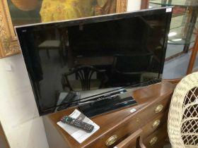 "37"" Panasonic Television"