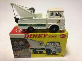 Dinky Bedford TK crash truck No. 434 boxed